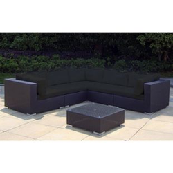 Baidani Rattan Garten Lounge Sunshine Select