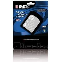 Emtec EKLMFLU03 Kartenleser Schwarz USB 3.0