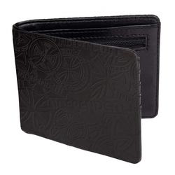 Geldtasche INDEPENDENT - Array Wallet Black Emboss (BLACK EMBOSS)