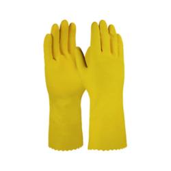 Chemikalienschutzhandschuh, gelb, Größe 8 VPE: 12