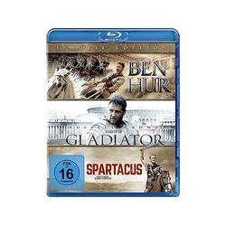 Ben Hur/Gladiator/Spartacus Blu-ray