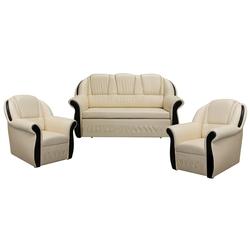 Komplet wypoczynkowy Alavara kanapa i dwa fotele