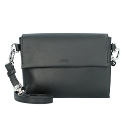 Bree Pure 11 Umhängetasche Leder 20 cm black