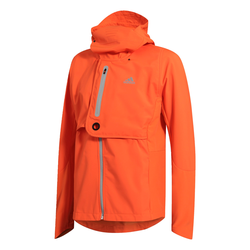 ADIDAS PERFORMANCE Herren Jacke 'Urban WIND.RDY' orange