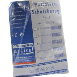 Matratzen Schutzbezug Folie 0,1 mm 90x200 cm Weiß