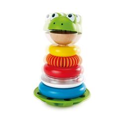 Hape Stapelspielzeug Stapel Frosch