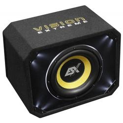 ESX Subwoofer (ESX VE-200 VISION EXTREME VE - 20cm Bassreflex Subwoofer)