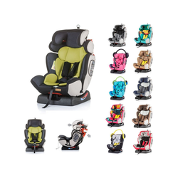 Chipolino Autokindersitz Kindersitz 4 Max Gruppe 0+/1/2/3, 9 kg, (0 - 36 kg), Seitenaufprallschutz grün