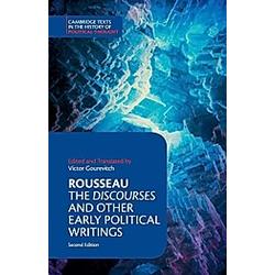 Rousseau. Jean-Jacques Rousseau  - Buch