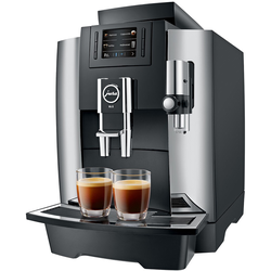 JURA WE8 Chrom (15419) + 2 Pakete Jura Kaffee GRATIS!