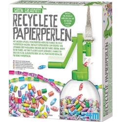 HCM KINZEL Bastelperlen Recycelte Papierperlen