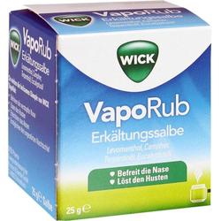 WICK VAPORUB Erkältungssalbe 915995