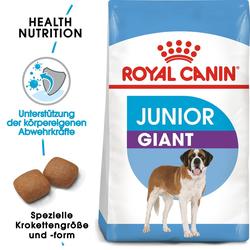 ROYAL CANIN GIANT Junior Welpenfutter trocken für sehr große Hunde 30 kg (2 x 15 kg)