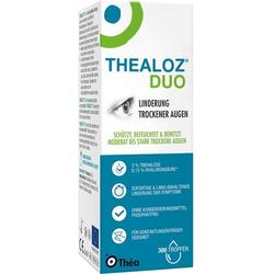 THEALOZ Duo Augentropfen 10 ml