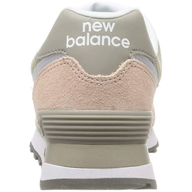 NEW BALANCE WL574 rose-grey/ white, 36.5