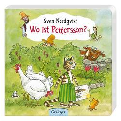 Oetinger Verlag Nordqvist, Wo ist Pettersson?