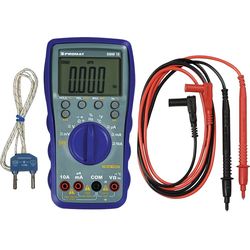 Multimeter DMM 10 0-600 V AC/DC TRUE RMS PROMAT