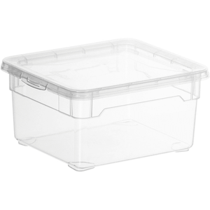 Rotho Clearbox in transparent, 2 L