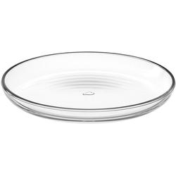 LEONARDO Teller Cucina, (Set, 6 St.), Glas farblos Geschirr, Porzellan Tischaccessoires Haushaltswaren