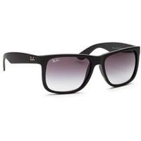 Ray Ban Justin RB4165 601/8G 51-16 matte black/grey