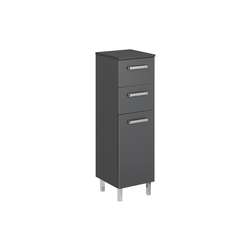 Pelipal Highboard Mainz in anthrazit Glanz