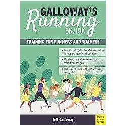 Galloway's 5K/10K Running. Jeff Galloway  - Buch