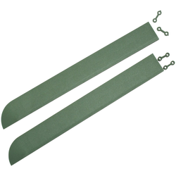 Andiamo Klickfliesen-Eckleiste Terra Sol, Set, 2 St., grün