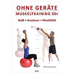 Ohne Geräte - Muskeltraining 50+