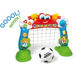 Clementoni® Motorikwürfel Interaktives Fußballtor