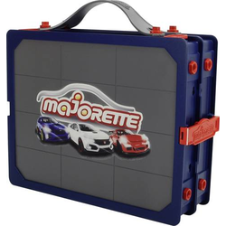Majorette Auto Aufbewahrungsbox + 1 Fahrzeug 212058189 1St.