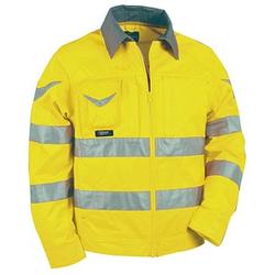 COFRA® Herren Warnjacke SIGHT gelb Größe 54