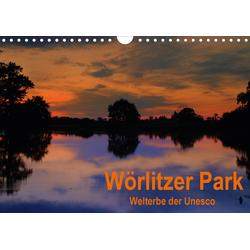 Wörlitzer Park (Wandkalender 2021 DIN A4 quer)