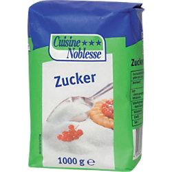Südzucker Kristalklar Feinkristallzucker Cuisine Noblesse 1000 g