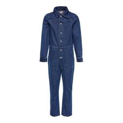 ONLY Jeans Jumpsuit Damen Blau Female 140