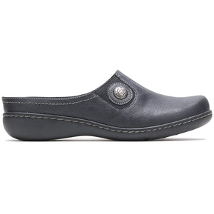 Hush Puppies Womens Soft Style Jamila Casual Flats Shoes, Black, 9