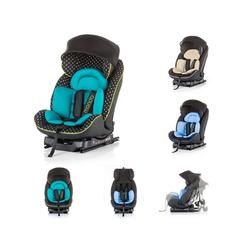 Chipolino Autokindersitz Kindersitz Mondo Gruppe 0+/1/2, 9.1 kg, (0 - 25 kg) Top Tether, Dach blau