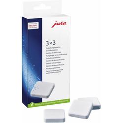 JURA 3x3 Entkalkungstabletten (für Espresso-/Kaffee-Vollautomaten)