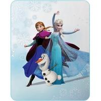 CTI Disney Frozen Enjoy 110x140 cm blau