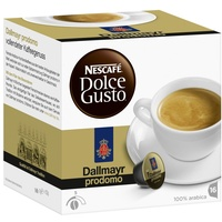 Nescafé Dolce Gusto Dallmayr Prodomo 16 Kapseln