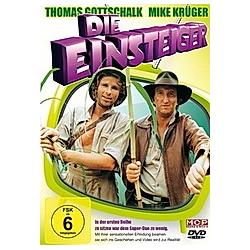 Die Einsteiger - DVD  Filme