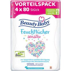 Beauty Baby Feuchttücher sensitiv 320 Tücher