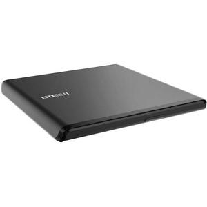 Lite-On DVD-Brenner Extern Retail USB 2.0 Schwarz
