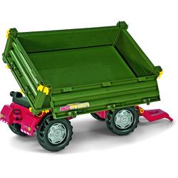 Rolly Toys Dreiseitenkipper rolly Multi Trailer grün