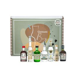 Tasting Box No. 1 mit 7 Spirituosen