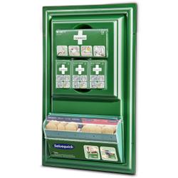 Cederroth First Aid Panel Erste-Hilfe-Tafel, mini, Erste-Hilfe-Ausrüstung für Blutungen, Kreislaufproblemen und Verstauchungen, 1 Stück