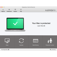 Internet Security for MAC UPD Mini-Box DE Mac
