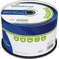 MediaRange DVD-R 4,7GB16x 50er Spindel