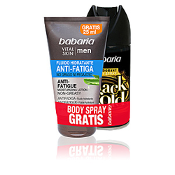 BABARIA MEN VITAL SKIN ANTIFATIGA set