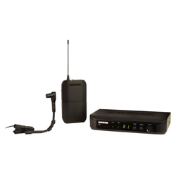 Shure BLX14E/B98-S8 UHF Wireless System