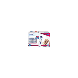 VEROVAL 2in1 Infrarot-Fieberthermometer 1 St
